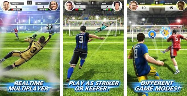 Football Strike เกมบอลออนไลน์